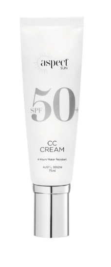 Aspect CC Cream SPF 50 - 75mL