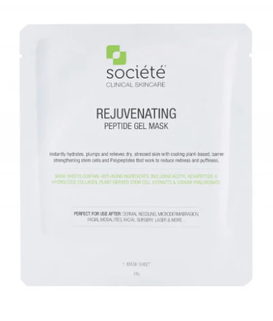 Societe Rejuvenating Peptide Gel Mask