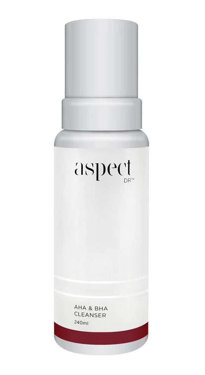 Aspect Dr AHA/BHA Exfoliating Cleanser - 240mL
