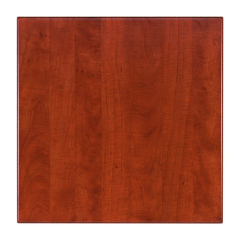 Werzalit Wild Pear Cognac Table Top-Werzalit-Contract Furniture Store