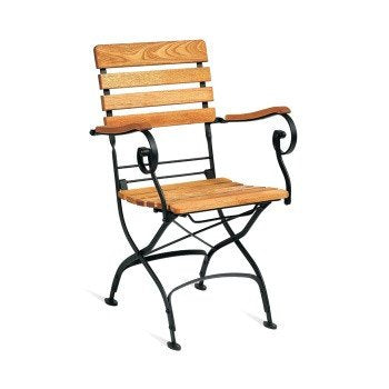 Terrace Folding Armchair-Wells Contract Furniture-Contract Furniture Store