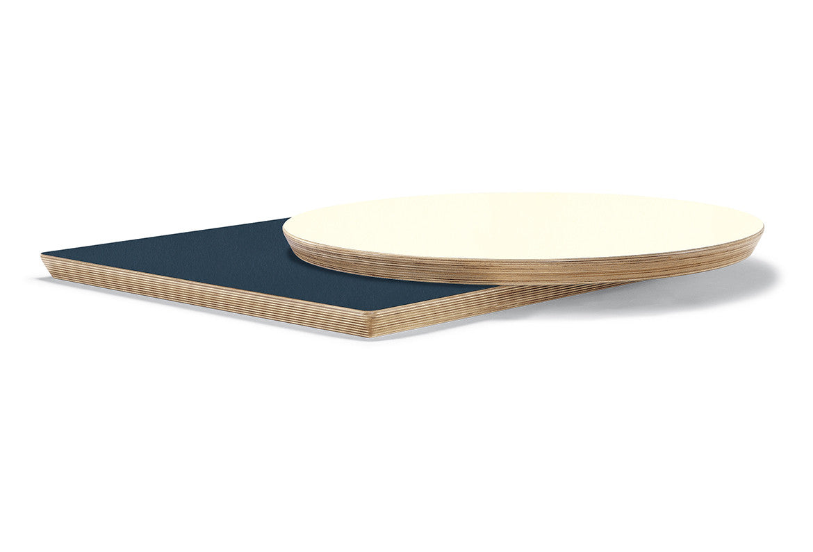 ... Laminate Table Top C/w Polished Plywood Edge Furniture People Contract  Furniture Store