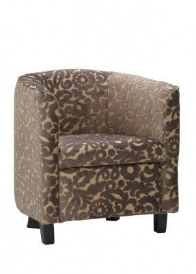 Chloe Lounge Chair-GF-Contract Furniture Store