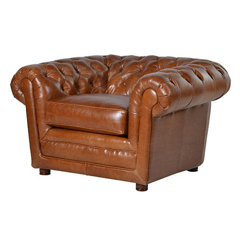 Chesterfield Lounge Chair-Furniture People-Contract Furniture Store