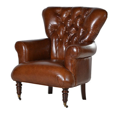Hampton Wing Lounge Chair-Furniture People-Contract Furniture Store