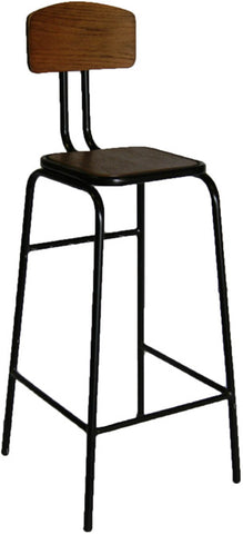 Dione High Stool-Wells Contract Furniture-Contract Furniture Store