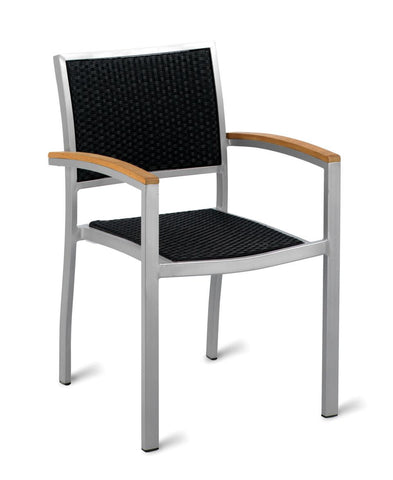 Villa Weave Armchair-Global Leisure-Contract Furniture Store