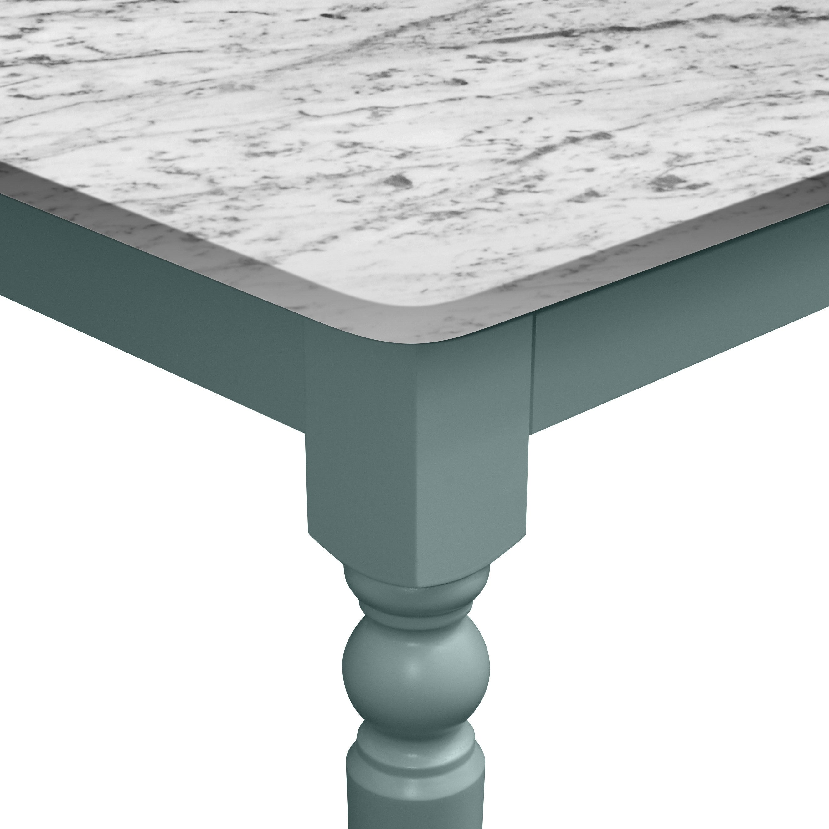 Marble Carrara Table Top Contract Furniture Store