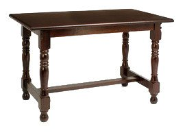 Henry H Frame Dining Table-Prestol-Contract Furniture Store
