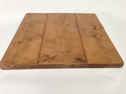 Scaffold Plank Effect Table Top