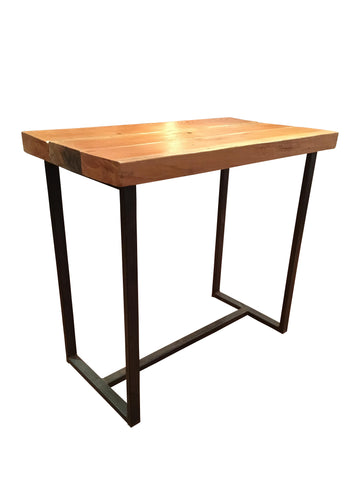 Handmade Industrial Poseur Table-Spitnsawdust-Contract Furniture Store