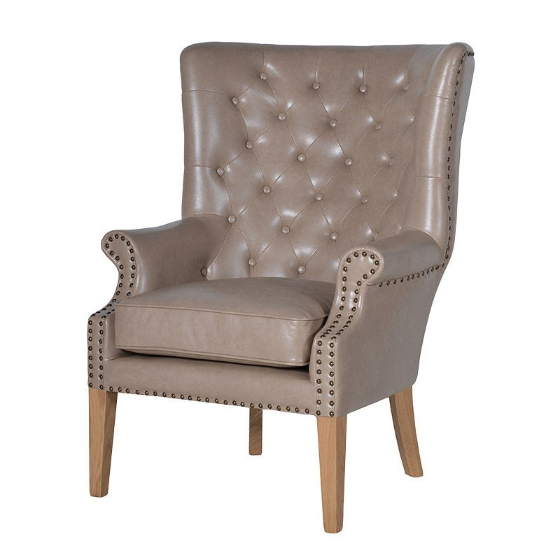 Derby Wing Lounge Chair