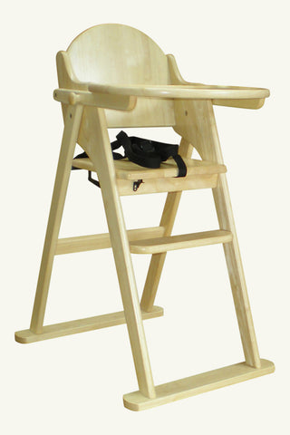 Metro Folding Children's High Chair-Helo-Contract Furniture Store