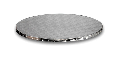 Polished Stainless Steel Table Top