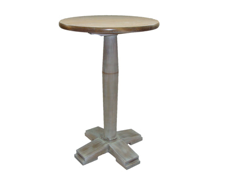 T15 Contemporary Poseur Table