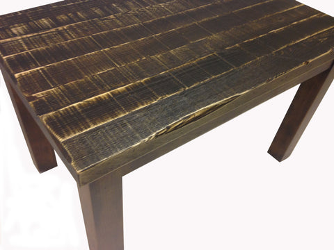 Rough-Sawn Table Top-Furniture People-Contract Furniture Store