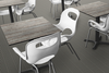 Werzalit Concrete Carino Table Top-Werzalit-Contract Furniture Store