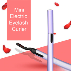 Curlishious™ Portable Heated Eyelash Curler