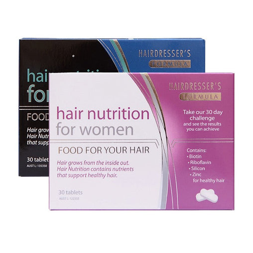 HairDresser's Formula Hair Food Nutrition