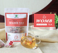WOMB WELLNESS DETOX TEA (10 DAY DETOX)