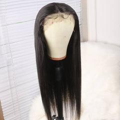 360 Lace Frontal Human Brazilian Hair Wig