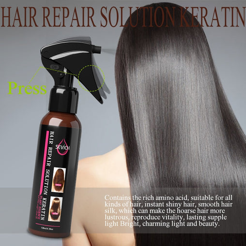 Rich Amino Acid Keratin Blocker Hair Spray