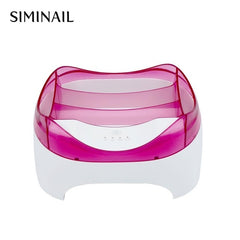 Portable 36w UV LED Nail Lamp Machine multifunctional Organizer Storage Case