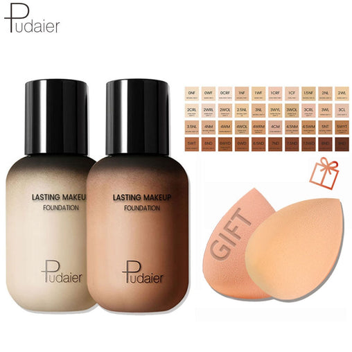 Pudaier Cream Matte Liquid Foundation