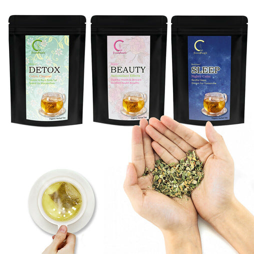 Pure Natural Herbal Body Care Tea