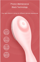 Silicone Electric Facial Cleaning Brush