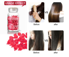 BK Smooth Silky Hair Vitamin Capsules