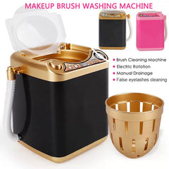 Electric Eyelash & Makeup Brush Washer