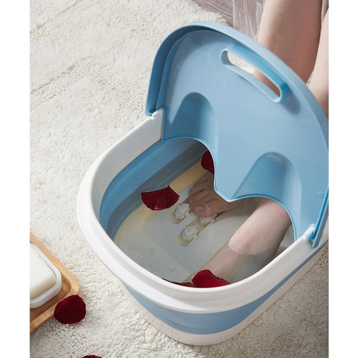 Spa Bucket Pedicure Bath Soaking Tub