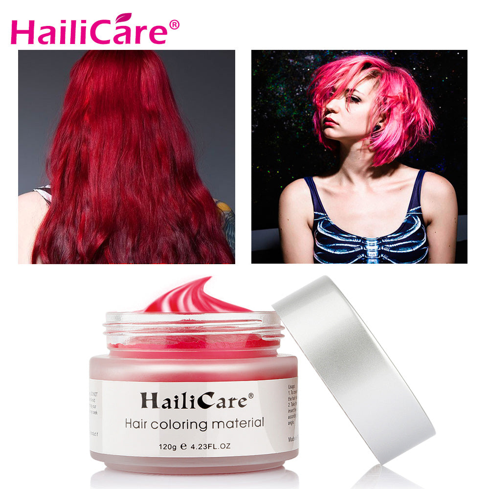 Self Styling Temporary Hair Dye/Hair Wax