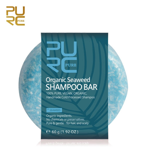 Seaweed Shampoo Bar 100% PURE