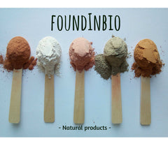 Natural Clay Powder