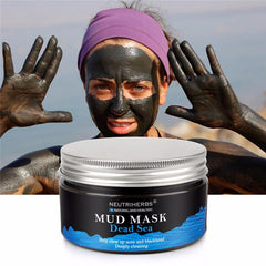Dead Sea Mud Black Mask