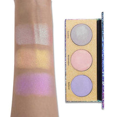 Glow Shimmer Holographic Makeup Kit