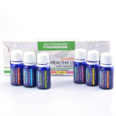 Aromatherapy Essential Oil 6pc