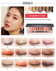 NK 12 Colors Palette