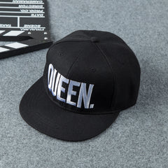 KING QUEEN Baseball Cap Snapback