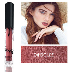 BUD K Lip Gloss +Lip Pencil 2PCS/SET