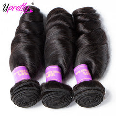 Loose Wave Bundles With Closure 3 Bundles