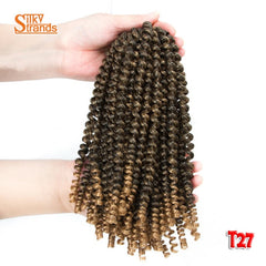 Spring Twist Hair Extensions