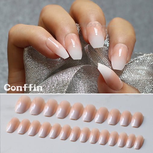 Coffin & Stiletto Nail Set