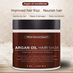 Pure Organic Argan Oil Moisturizer Treatment
