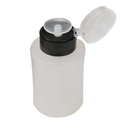 Pump Dispenser Nail Polish Bottle