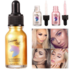 Unicorn Oil Make Up Primer Elixir