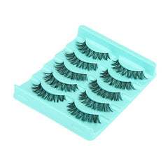 Crisscross  Eyelashes 5pc