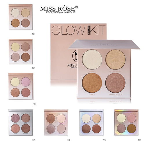 """Glow Up"" Contour Palette Kit"